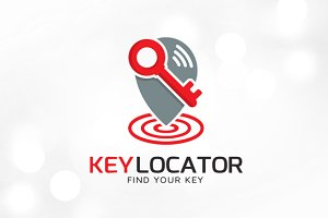 Key Locator App - Find Your Key Logo