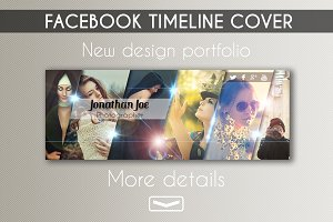 Facebook Timeline Cover Portfolio