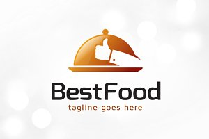 Best Food Logo Template