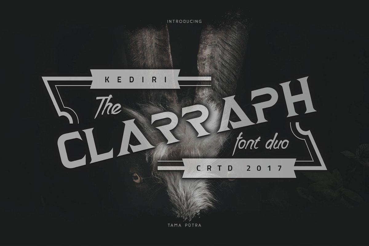 SALE!!! Clarraph Display 33% Off