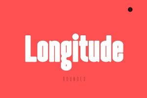 Longitude Rounded