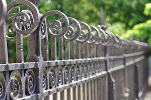 Paris Fence 2