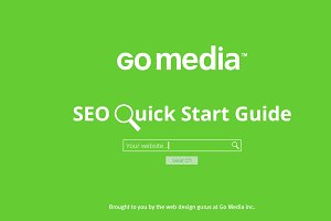 SEO Quick Start Guide by Go Media