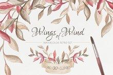 Wings of Wind. Retro set