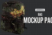 Bag Mockup Template Pack