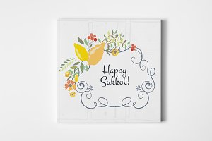 Happy Sukkoth Card