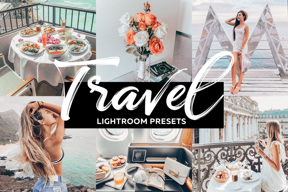 Travel Blogger Lightroom Presets