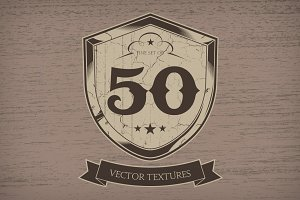 50 Vector Textures