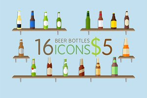 Awesome beer icons