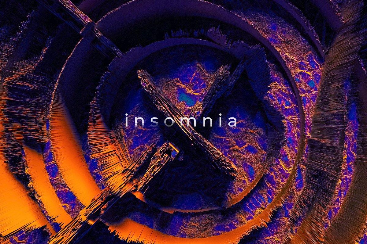 Insomnia  Cyberpunk Texture Set ~ Textures ~ Creative Market