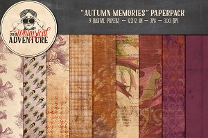 Autumn Memories Paperpack
