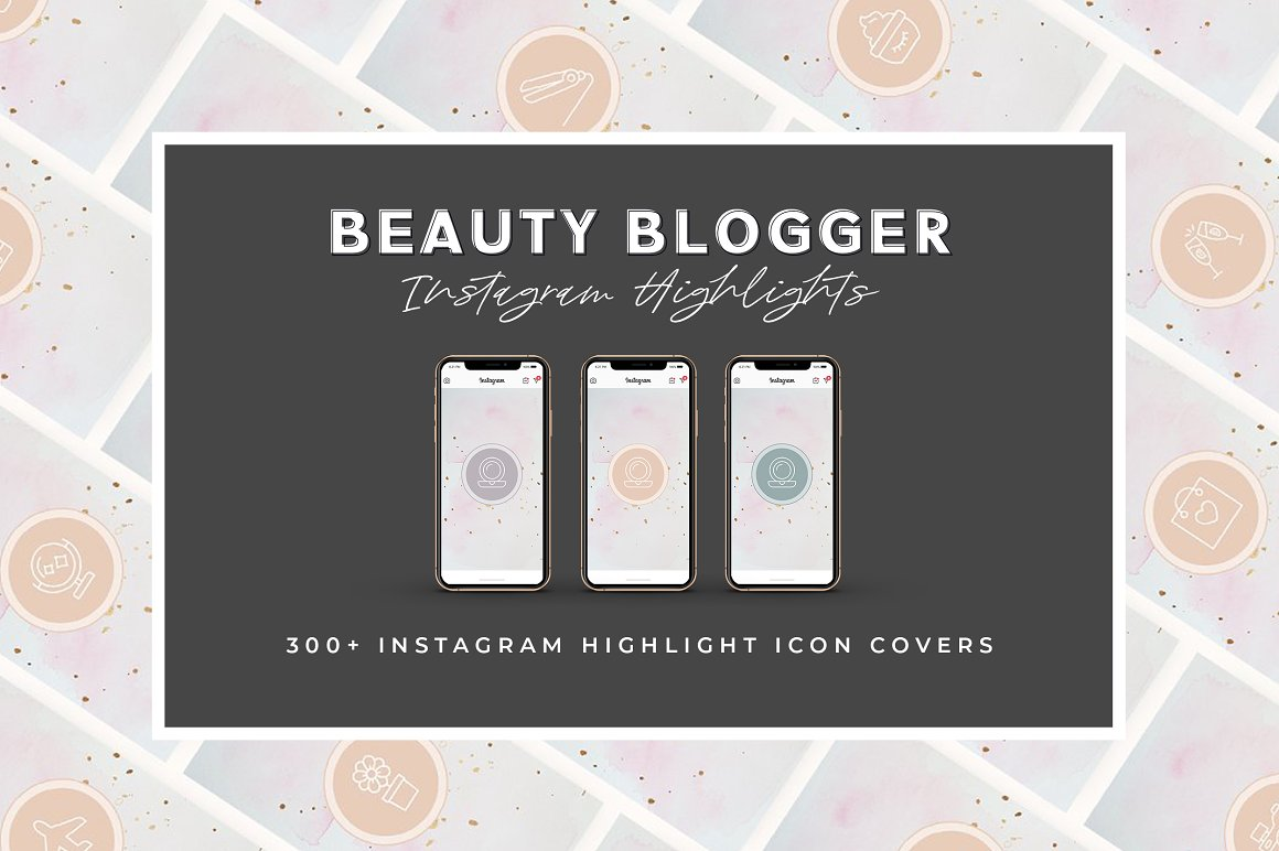 Blogger Highlights for Instagram