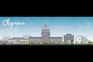 Olympia (Washington) Skyline
