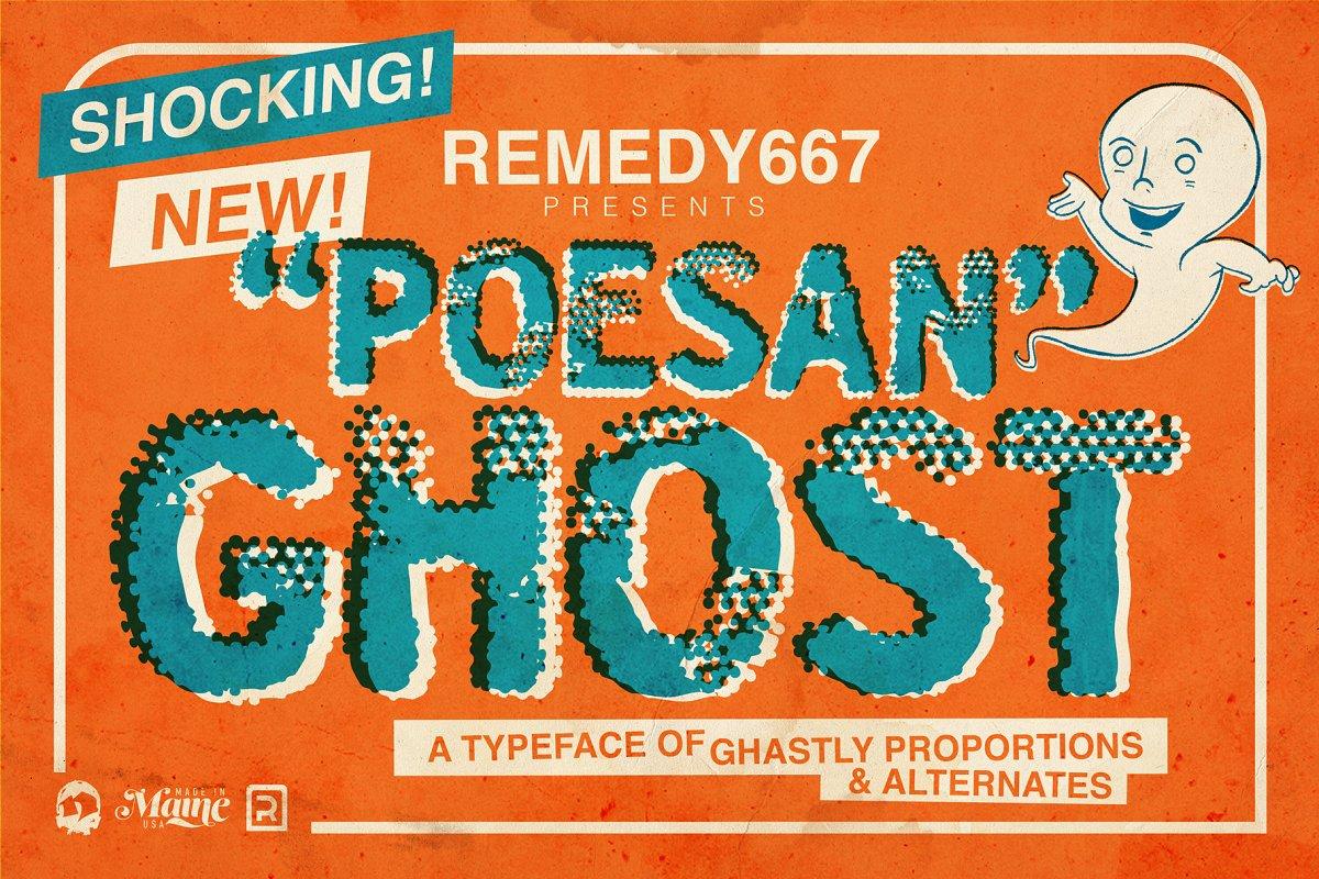 Poesan Ghost