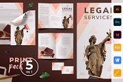Legal Services Print Pack