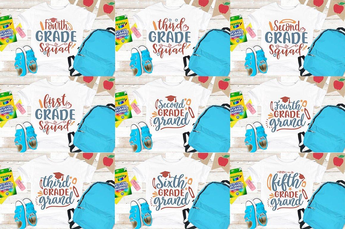100 Days School Svg Big Bundle Creative Daddy