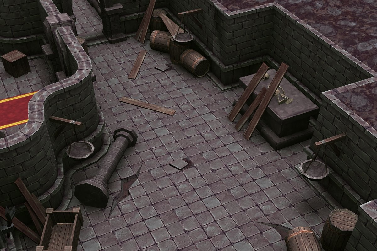3DRT - Dungeon Master kit