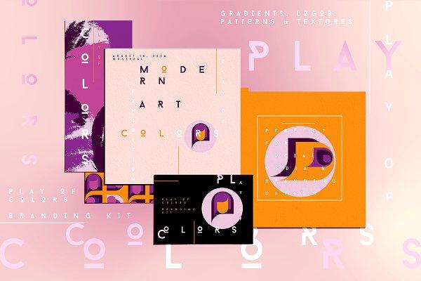 Graphic Patterns ~ Creative Market