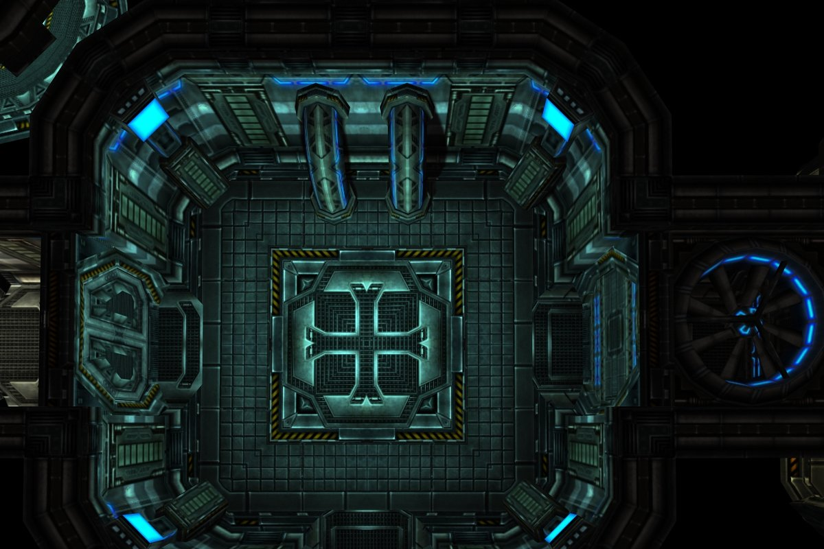 3DRT - Sci-Fi Techlabs Orion kit