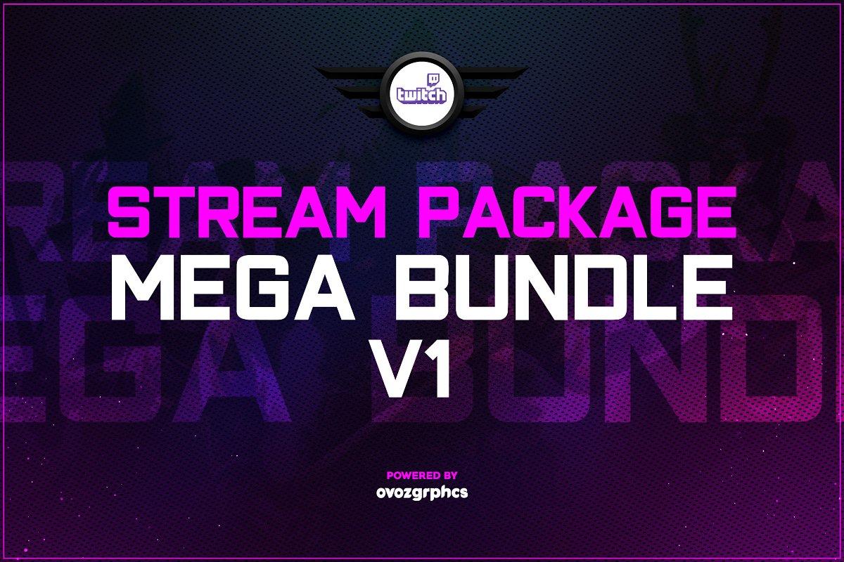 Stream Package Mega Bundle V1