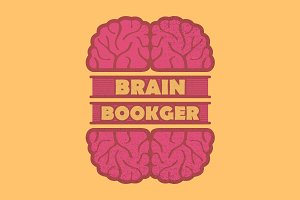 Hamburger from books and brains