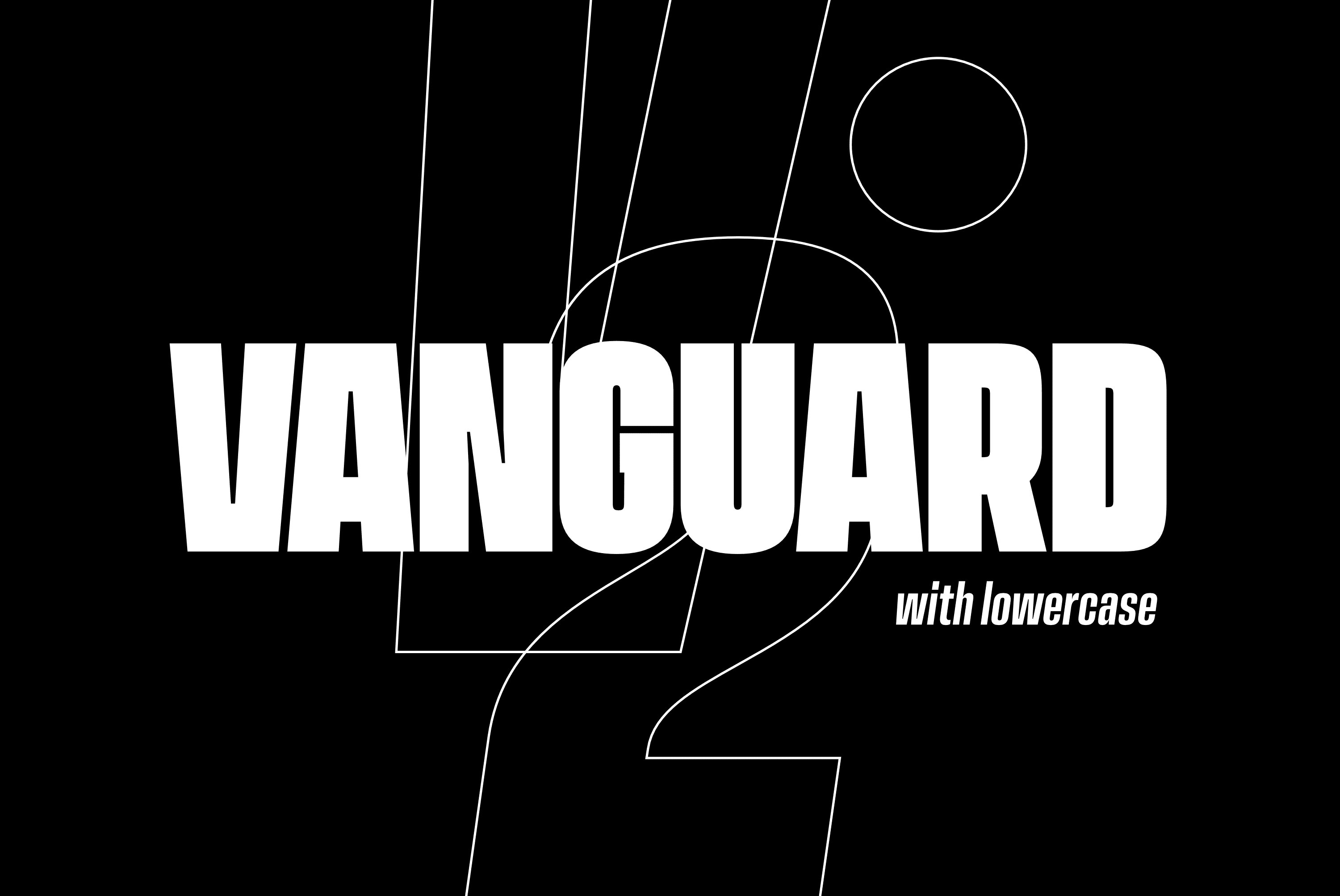 Vanguard CF: brilliant & bold sans ~ Sans Serif Fonts