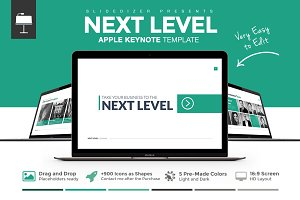 Next Level Keynote Template