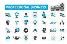 49 professional business icons