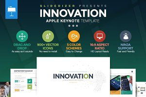 Innovation Keynote Template