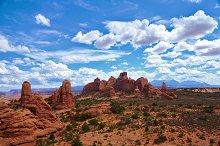 Rocks and Big Stones in Utah