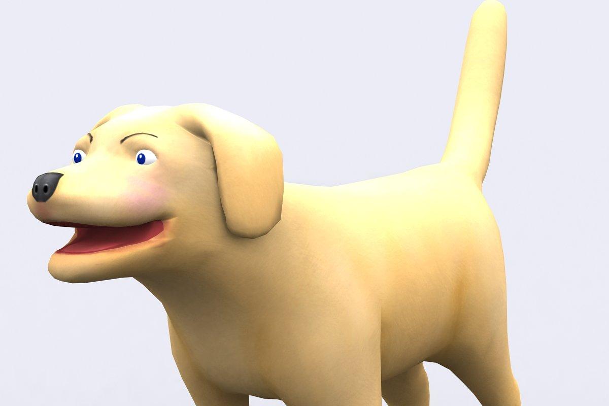 Toonpets animals - Dog
