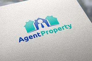 Agent Property Logo