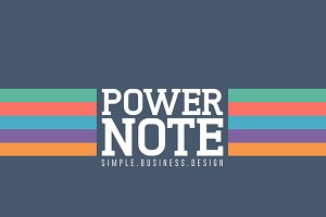 PowerNote Keynote