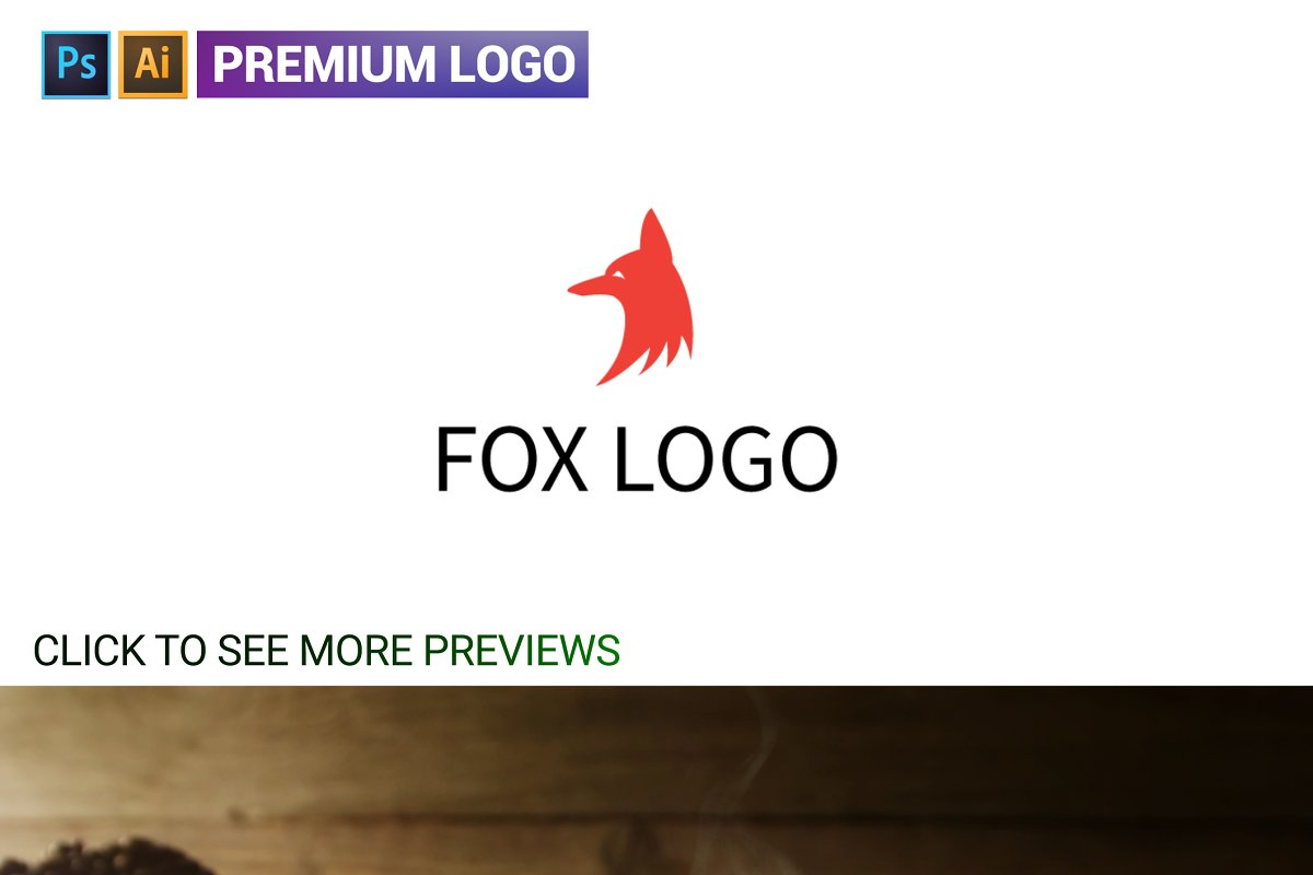 Fox Icon Logo - Creative Daddy