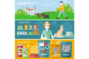 Veterinaria, Animal Feed, Dog Walk
