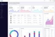 Kotak - Bootstrap Admin Dashboard