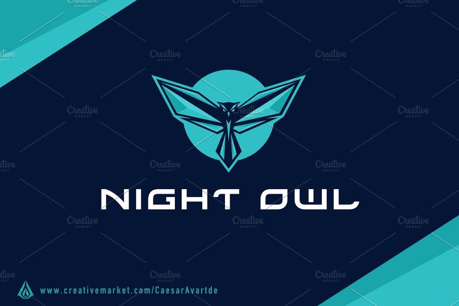 Night Owl Esport Logo
