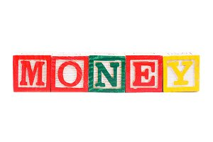 """Word """"money"""""""