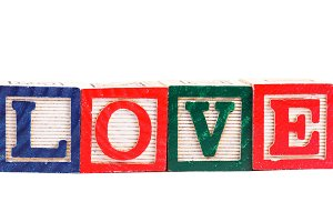 "Word ""love"""