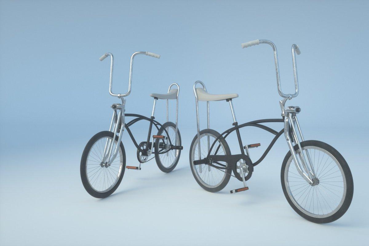 Retro 80s Schwinn bicycle