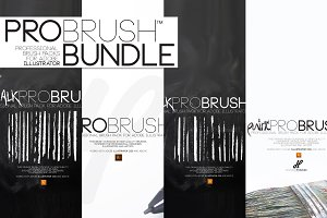 109 Brushes BUNDLE | ProBrush™
