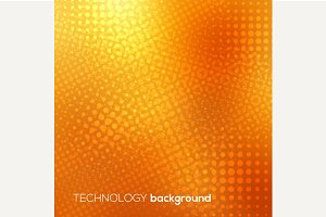 Technology futuristic background