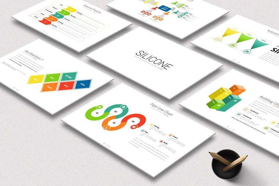 Silicone Powerpoint
