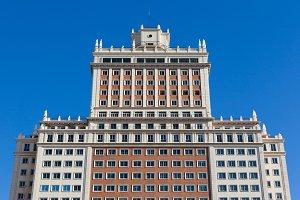 Edificio de España
