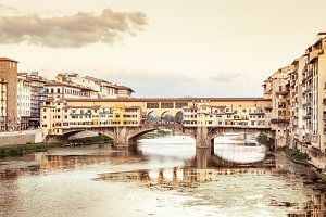 Afternoon in Ponte Vecchio
