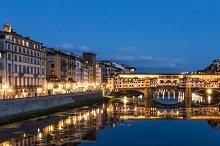 Night in Ponte Vecchio