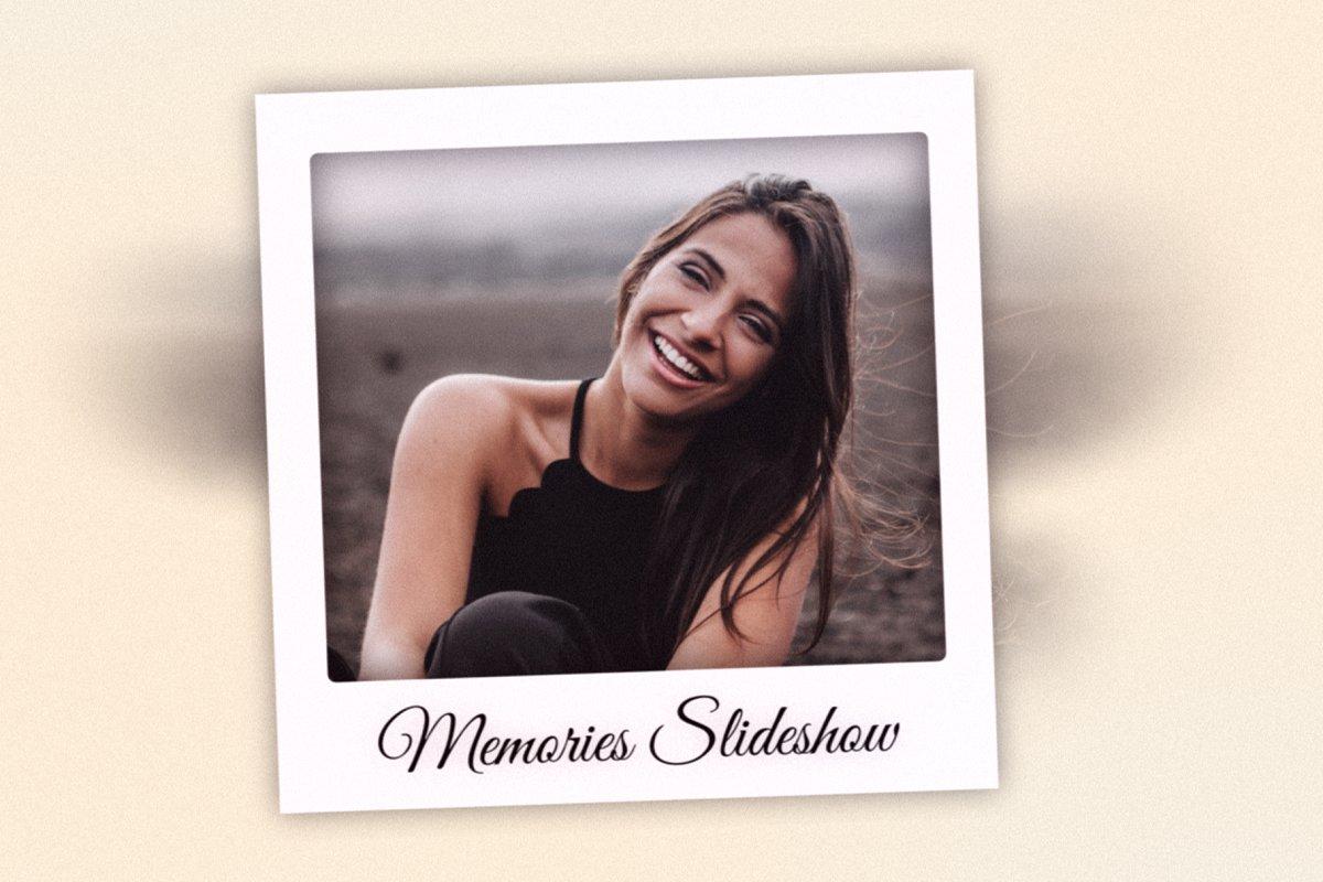 Memories Slideshow + Free Music
