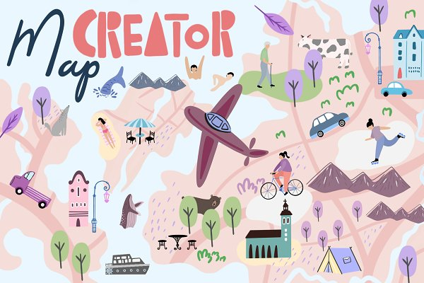 Graphics ~ Creative Market