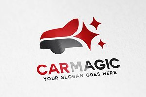 Magic Car Care Logo
