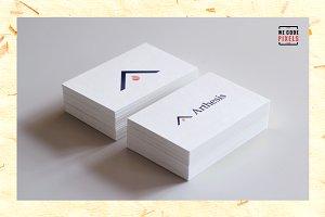 Arthesis Logo Template